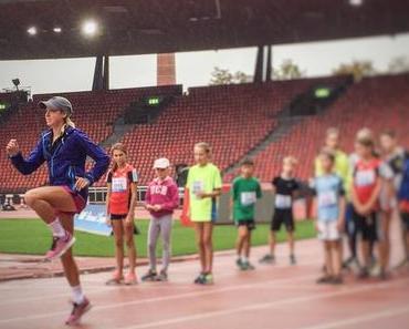 Traum-Training: Weltklasse-Stars trainieren Kinder und Jugendliche