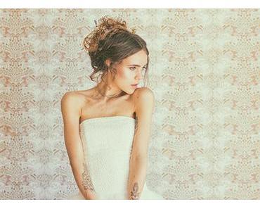Ganz romantisch, ganz in weiß: Hochzeitsfotos wie aus einem Traum