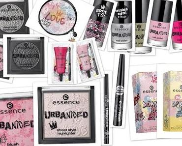 "Produktpreview: essence trend edition ""urbaniced"""