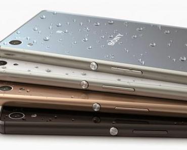 Sony Xperia Z5 offiziell vorgestellt
