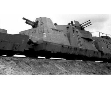 Der Gold-Zug der Nazis und seine Bewacher
