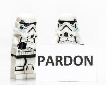 Internationaler Tag der Vergebung – International Pardon Day