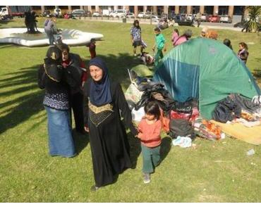 Traumziel Deutschland - syrische Flüchtlinge wollen Uruguay verlassen