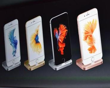 iPhone 6s und 6s Plus Vorbestellung am 12. September