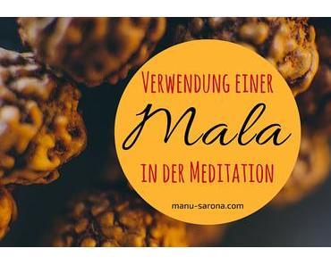 So verwendest du eine Mala in der Meditation