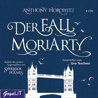 Rezension: Der Fall Moriarty - Anthony Horowitz