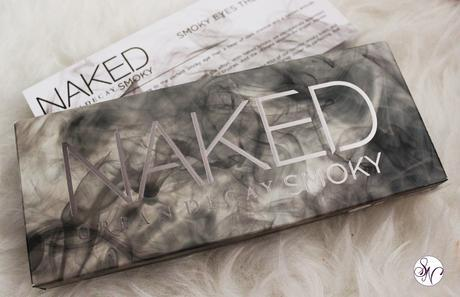 Swatches – Urban Deacay Nacked Smoky Palette