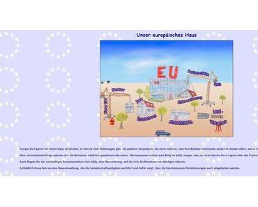 Europa steht vor dem Zusammenbruch
