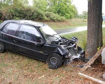 Schwerer Verkehrsunfall Odenbach