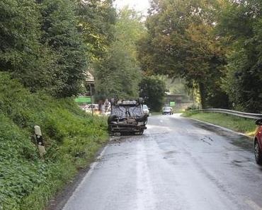 Schwerer Verkehrsunfall Monreal