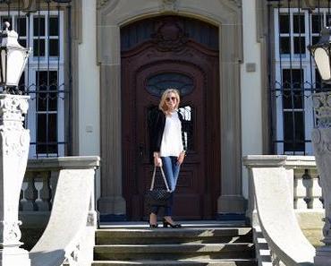 GEBURTSTAGSLOOK: MICHAEL KORS PUMPS + FALTENTOP + JEANS