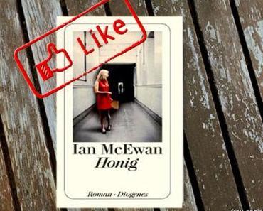 Honig – Fast ein Agentenroman von Ian McEwan