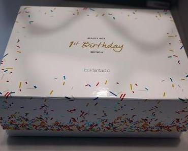 Lookfantastic Box September 2015 - Birthday Edition