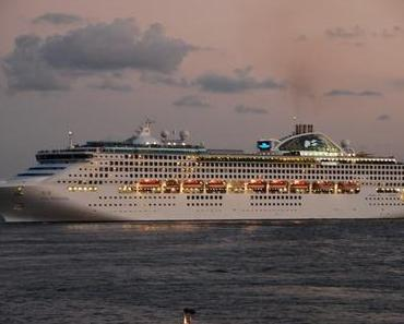 Neuigkeiten von Princess Cruises