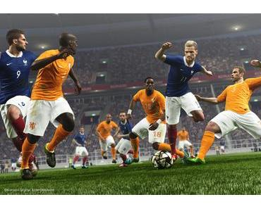 Test: Pro Evolution Soccer 2016