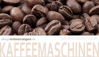 Fundstücke | Kaffeemaschine Firma Jünger