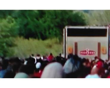 Regierung spielt Schwarzer Peter mit Flüchtlingen