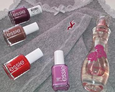 New In – Hollister Top, Christina Aguilera Touch Of Seductionn Parfum & Essie Oktoberfest Trendfarben ´15 Edition