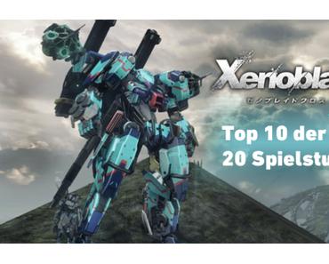 Xenoblade Chronicles X – Top 10 der ersten 20 Stunden – Story spoilerfrei!