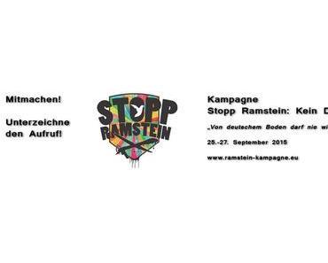 """Aktion: """"Stopp Ramstein"""""""