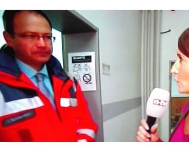 Flüchtlingscamp Lüdinghausen bei n-tv