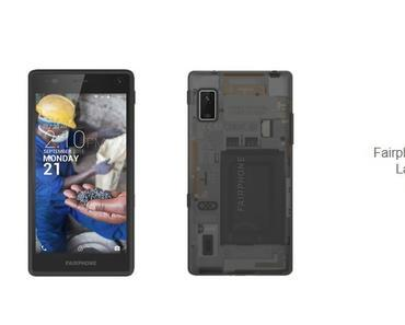 Vireo.de startet Vorverkauf für das Fairphone 2!