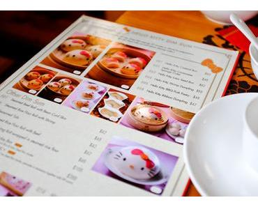 Travel: Hello Kitty Restaurant Hong Kong