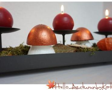 🍁 Hello Autumn – 🍄Pilz- DIY
