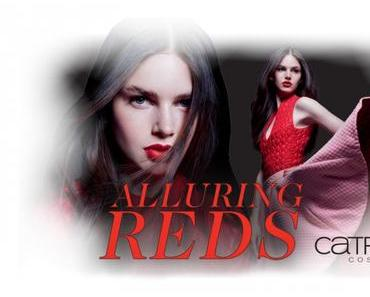 Limited Edition Alluring Reds by CATRICE November 2015 – Preview