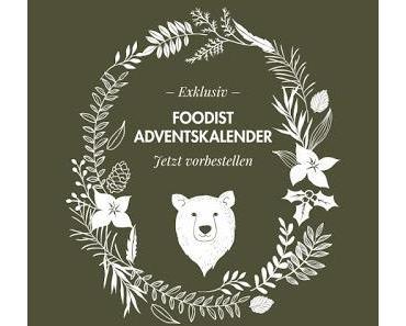 Foodist Adventskalender 2015 - Jetzt vorbestellen!