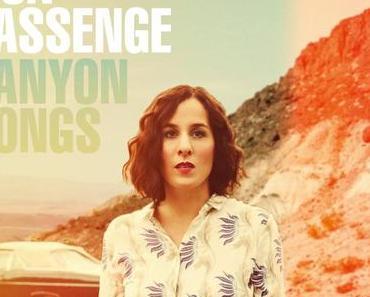 """Lisa Bassenge verbeugt sich mit """"Canyon Songs"""" vor der Singer/Songwriter-Szene von Los Angeles"""