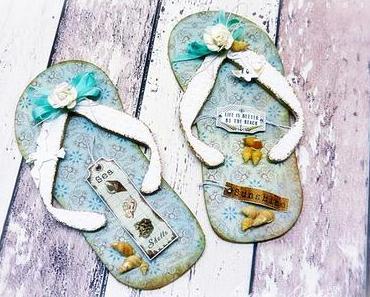 Flip Flop's | Sunshine {Riddersholm Design}