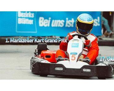 1. Mariazeller Kart Grand Prix – 17. Oktober 2015