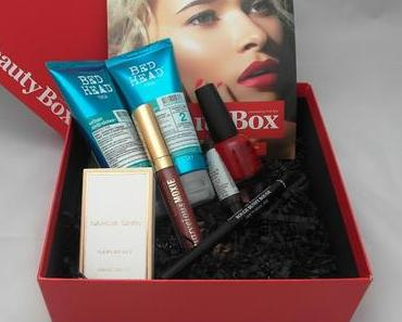 Gala Beauty Box September 2015 - Luxus-Edition