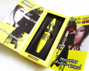 Maybelline Go Chaotic Mascara