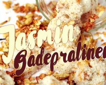 Jasmin Badepralinen gegen Stress & Hektik