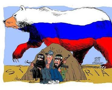 Internationales Terrormanagement empört sich über russische Erfolge im Kampf gegen den IS