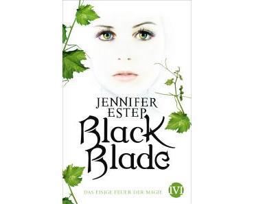 Estep, Jennifer: Black Blade – Das eisige Feuer der Magie