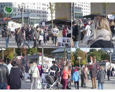 Brüssel - Musik für die Freilassung aller politischen Häftlinge im Iran
