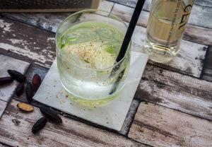 Gin, Tonka und Tonic