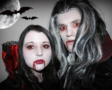 Halloween Look - Vampir