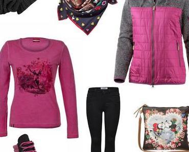 Kuschelige, trachtige Outfits für die kalten Tage
