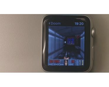 Doom auf der Apple Watch zocken