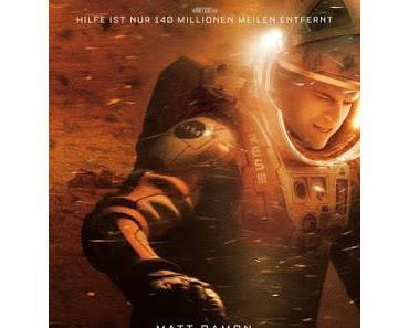 Filmkritik: «Der Marsianer - Rettet Mark Watney» (ab dem 9. Oktober 2015 im Kino)