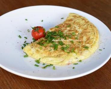 Das perfekte Omelett – Step by Step