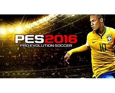 Pro Evolution Soccer 2016 Konami feiert Jubiläum