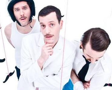 Happy Releaseday: 'Tu es plus sexy avec Moustache' – das brandneue Studioalbum der Franzosen von MINI MOUSTACHE // + Tourdaten
