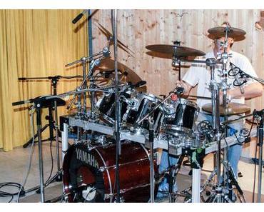 Umarme-einen-Schlagzeuger-Tag – der Hug a Drummer Day