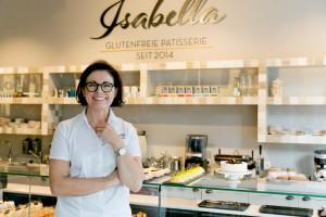 Isabella Pâtisserie – Glutenfreie Leckereien in Düsseldorf – Aktion für den Zöliakie Austausch