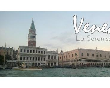 {UNTERWEGS} in Venedig